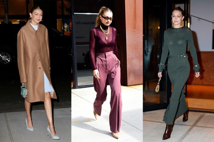 換季購物指南:從超模 Gigi Hadid 穿搭偷師秋冬必備的這 5 樣時尚單品!