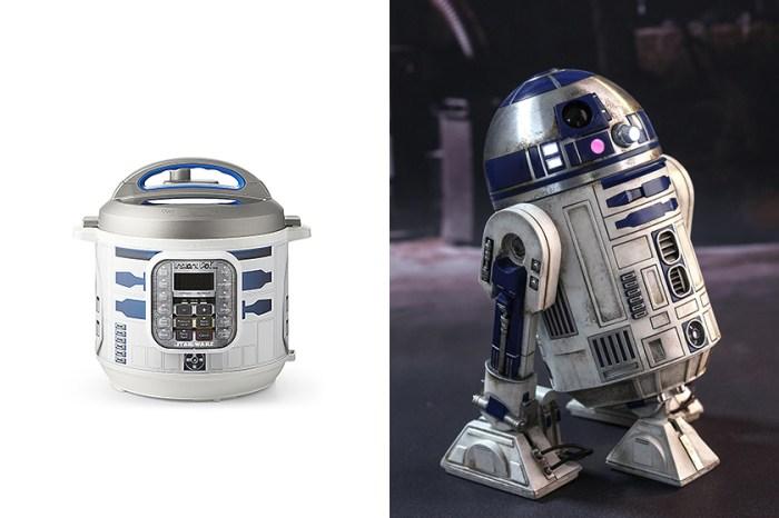 讓 R2-D2 、Darth Vader 成為你的廚房夥伴:《Star Wars》推出五款經典角色快煮鍋!