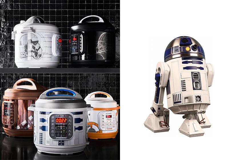 Star Wars Williams Sonoma Pressure Cooker