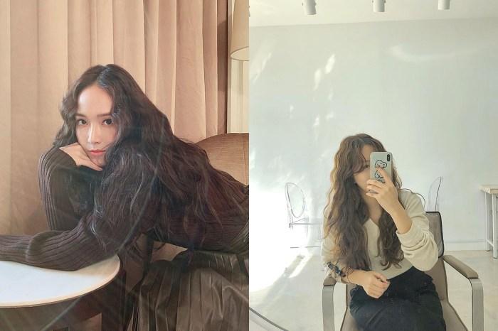 韓系女生的水波紋曲髮,學會這幾個髮型師的小技巧你也能自己用電棒打造!