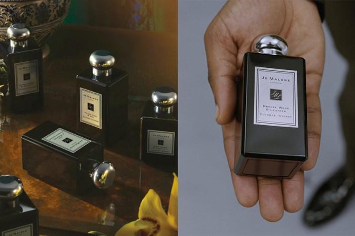更新:Jo Malone 為黑瓶系列推出新香氛!究竟「Vetiver & Golden Vanilla」是什麼味道?