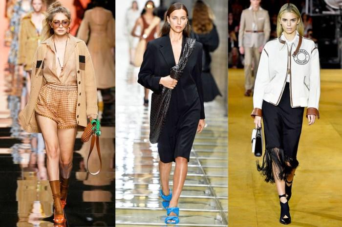 2020 春夏趨勢整理:從 7 位炙手可熱的超模身上,劃下 14 個矚目趨勢!