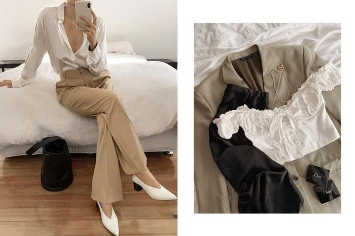 奢侈衣物都很難打理?這 4 類昂貴感單品,都不用花心思保養!