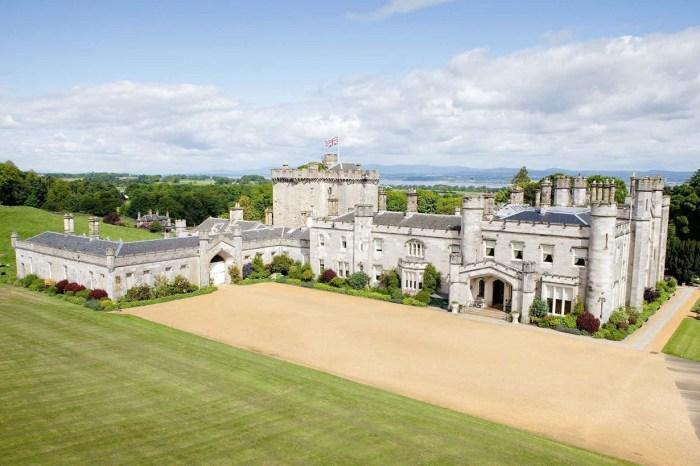 《睡公主》就是參照這座城堡!推介 5 間旅行必試的城堡酒店!