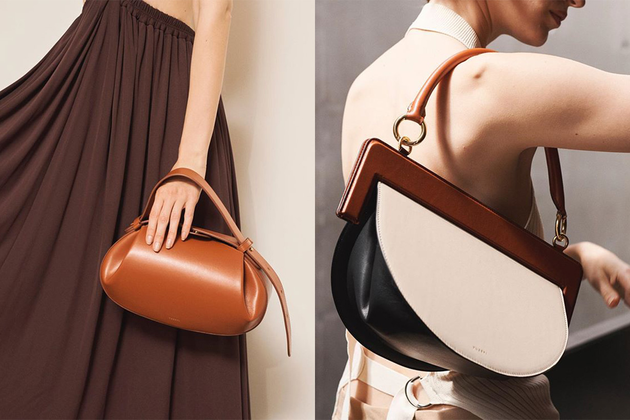 8 handbag brands minimalism affordable