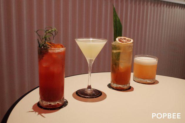 acme afterwork bar Ximending breakfast night food cocktail