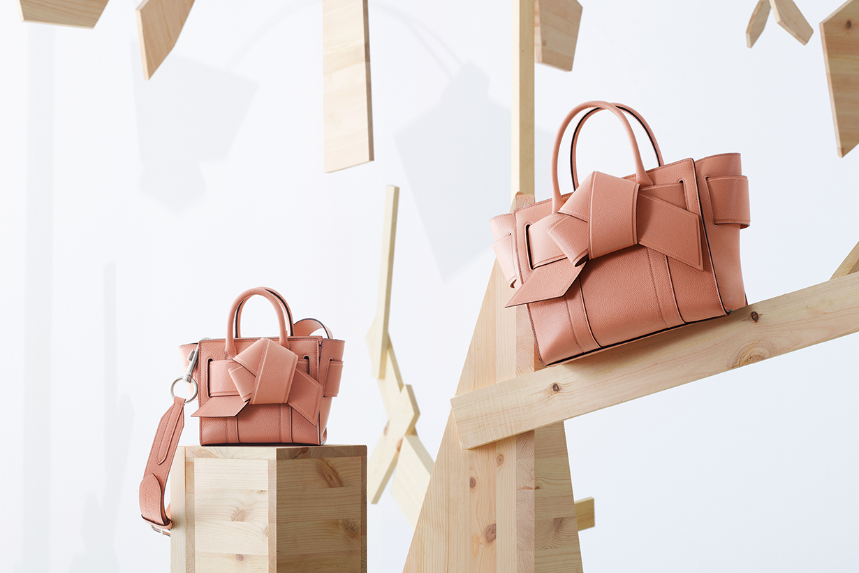 Acne Studios X Mulberry Collaboration 2019