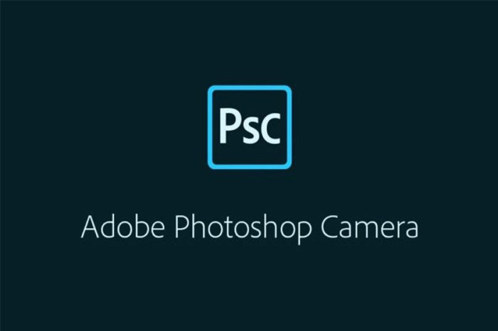 手刀下載!Adobe 最強大相機 App Photoshop Camera 正式推出!