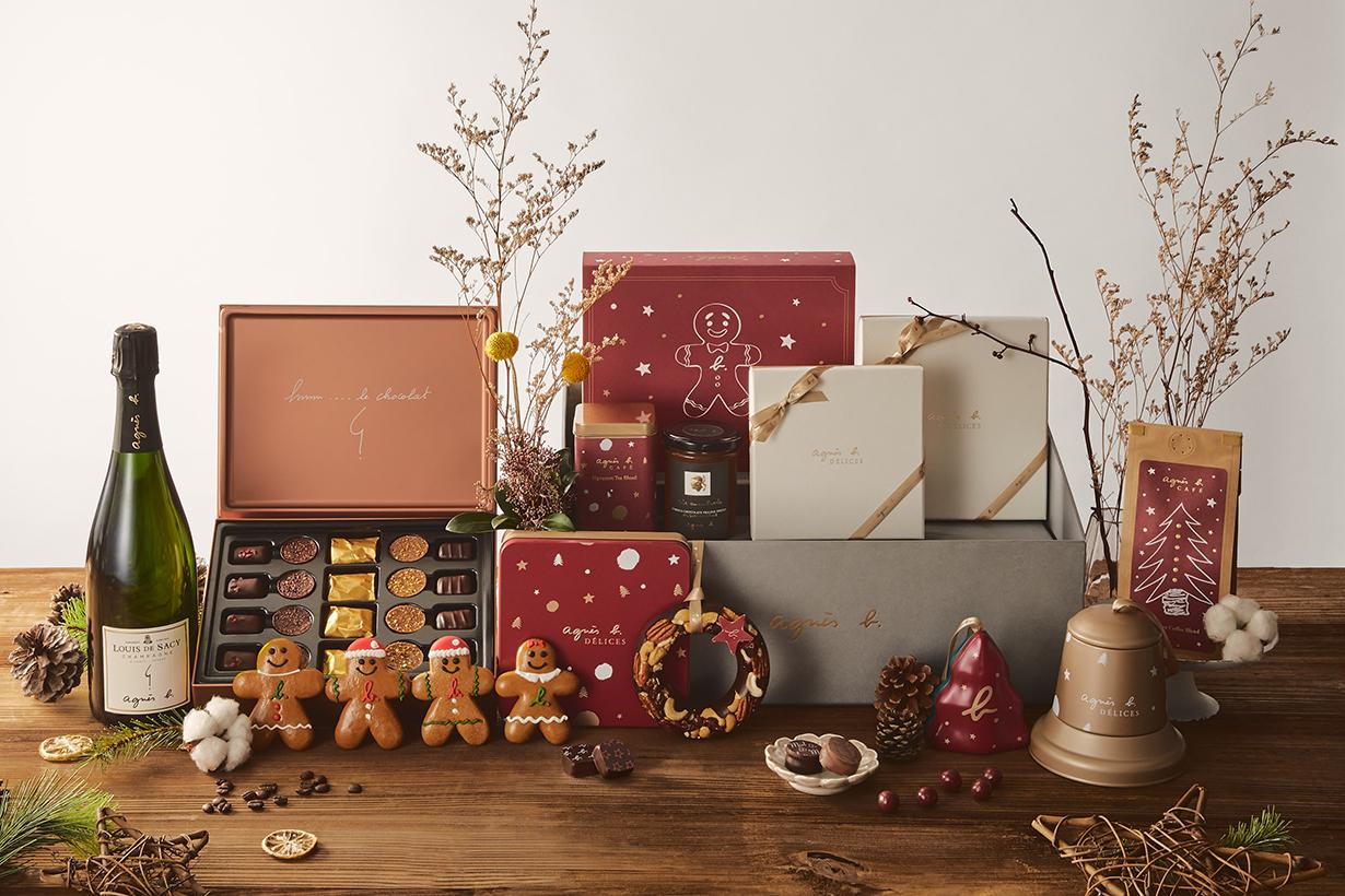 agnès b. christmas collection 2019