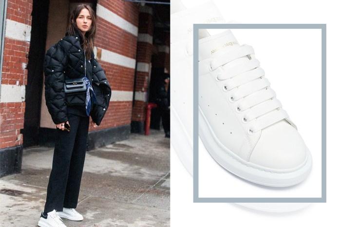 2019 年人氣之王:這個品牌的白球鞋,才最受潮人熱捧!
