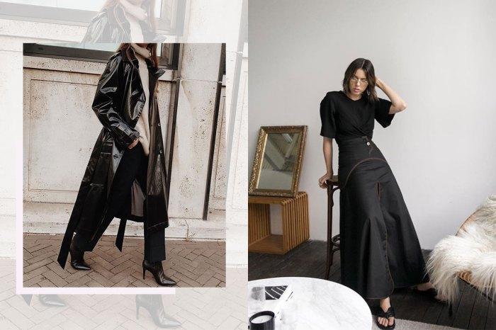 全黑穿搭如何不顯單調?這 4 個方法時尚女生都在用