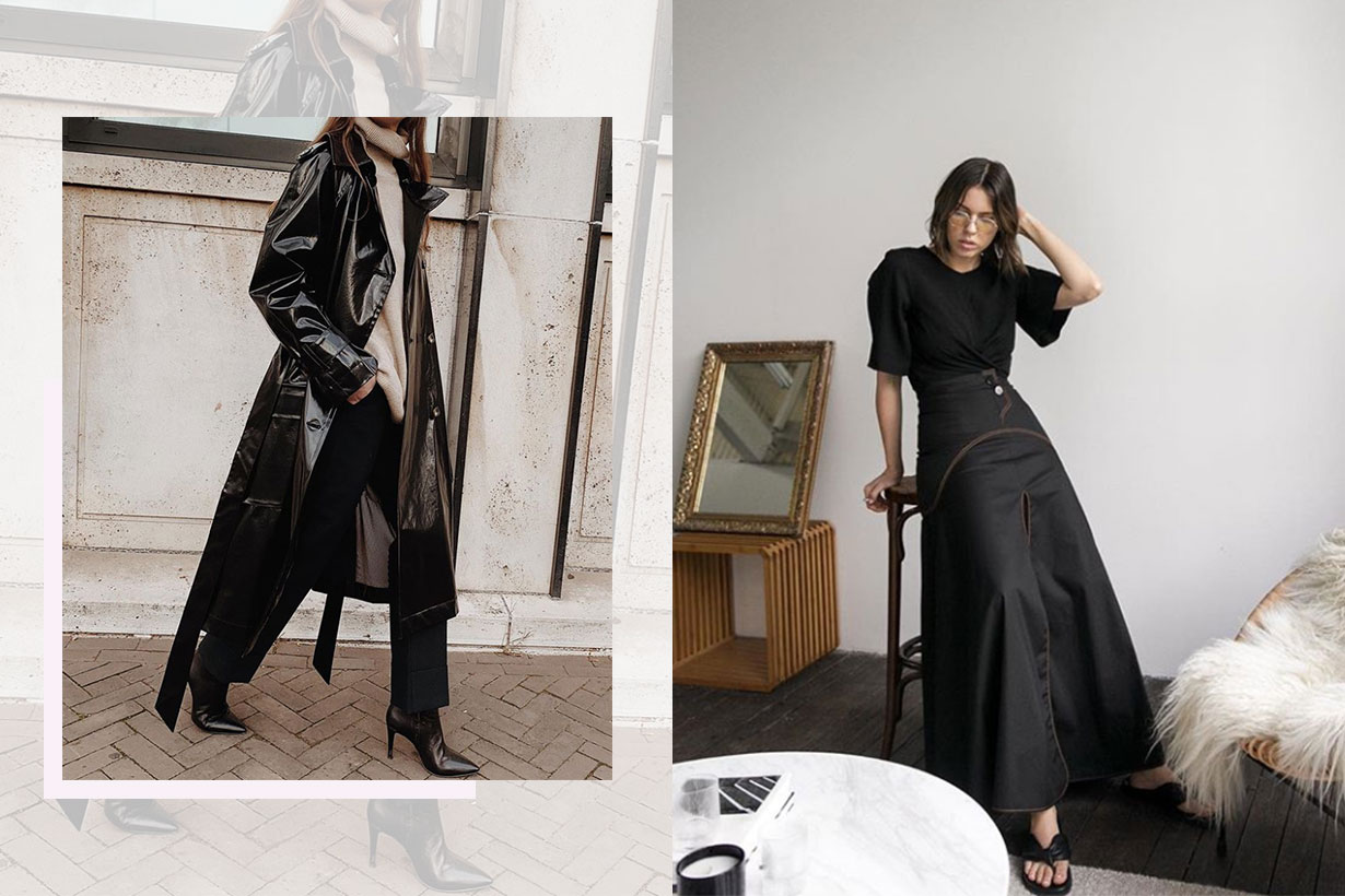 All Black Outfit Ideas 2019 Trend