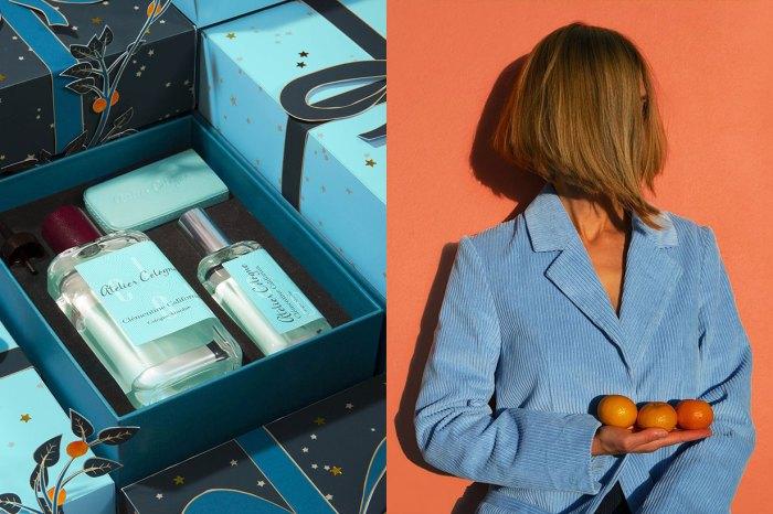 法式女孩都是香水控!噴一噴 Atelier Cologne 的柑橘香度過法式聖誕。