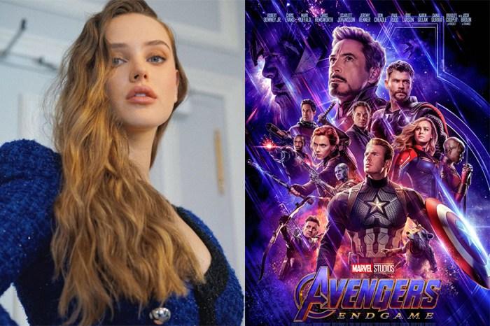 《Avengers:EndGame》中 Katherine Langford 被刪戲份終於曝光!