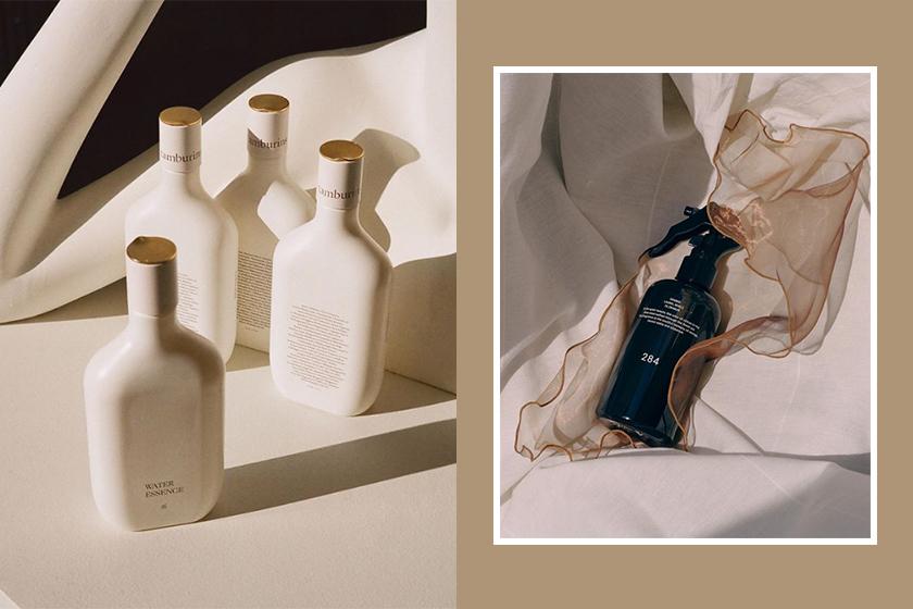 best korean beauty brand packaging Tamburins Dear Dahlia Mamonde Stimmung Hince