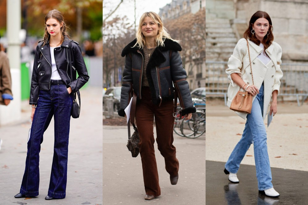 SS2020 Fashion Week Jeans Outfit