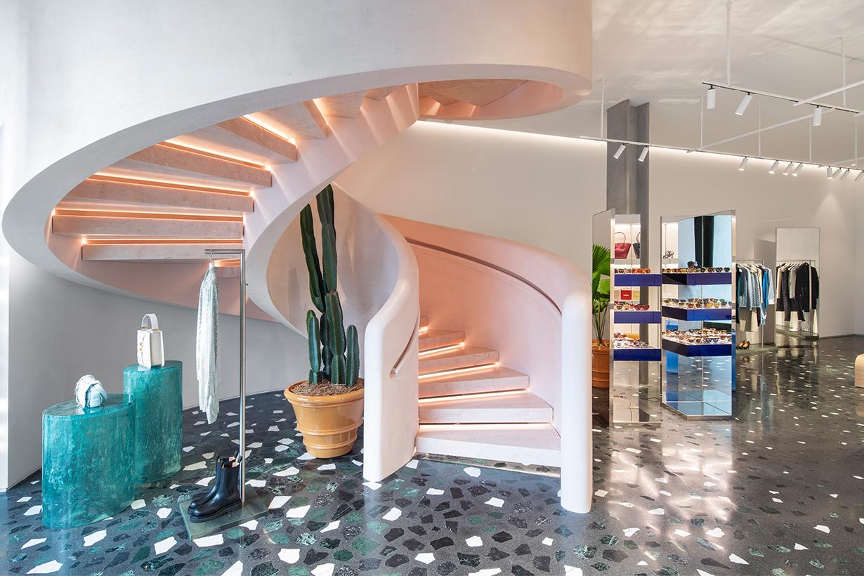 bottega veneta new store Miami Design District Dianel Lee