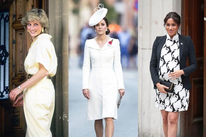 想擁有戴安娜、凱特、梅根般優雅時尚造型?你就要跟皇室成員們學這些穿搭貼士!
