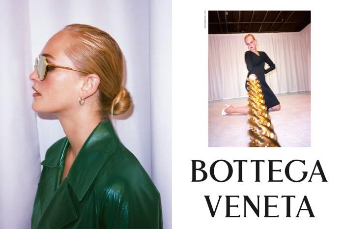 Bottega Veneta 最新廣告照「型到犯規」!讓人欲罷不能的簡約美學