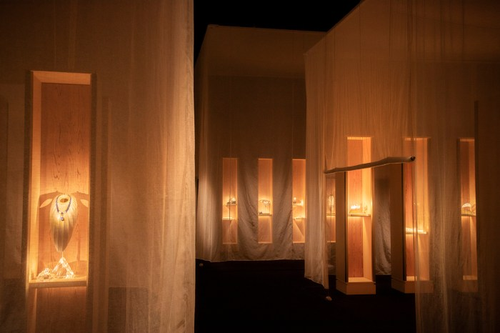 卡地亞在日本東京國立新美術館舉辦展覽,藝術家、收藏家也一致讚賞!