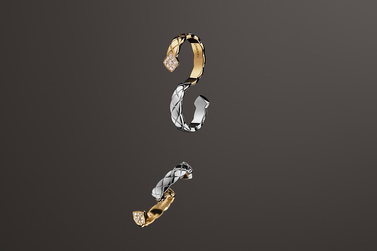Chanel Coco Crush Jewelry