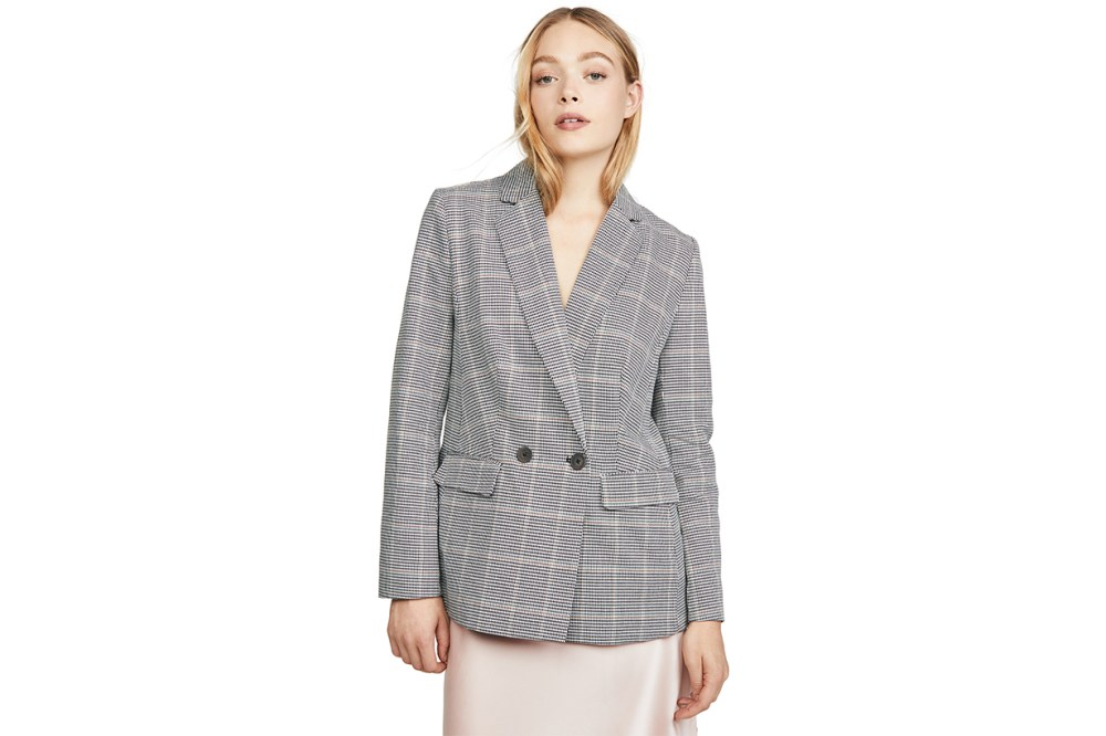 cupcakes and cashmere Thames Blazer