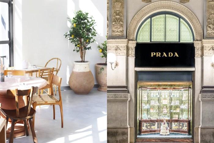 喜歡到咖啡店約會的你,怎可錯過由 Prada、Hermès、Jacquemus 等開設的 Cafe 呢?