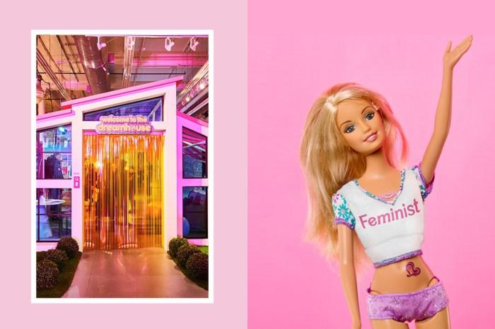 最夢幻的 Pop Up Store,在巴黎走進真人版芭比的時尚生活中!