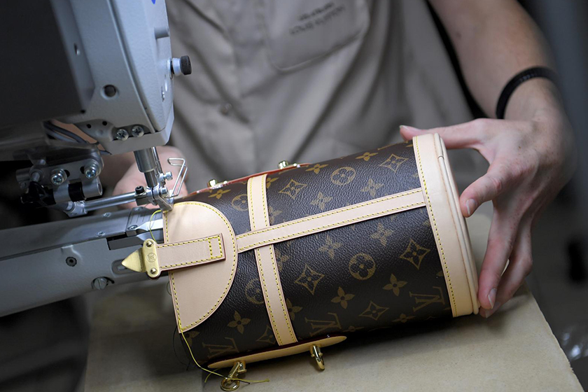 Louis vuitton made in texas quality value