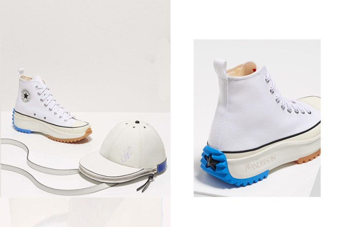 一上市便售罄,JW Anderson x Converse 熱賣厚底球鞋、球帽手袋將再次上架!