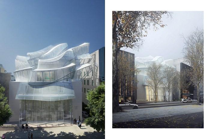 Louis Vuitton 首爾旗艦店絕美透明玻璃設計,宛如江南街道上的一間美術館!