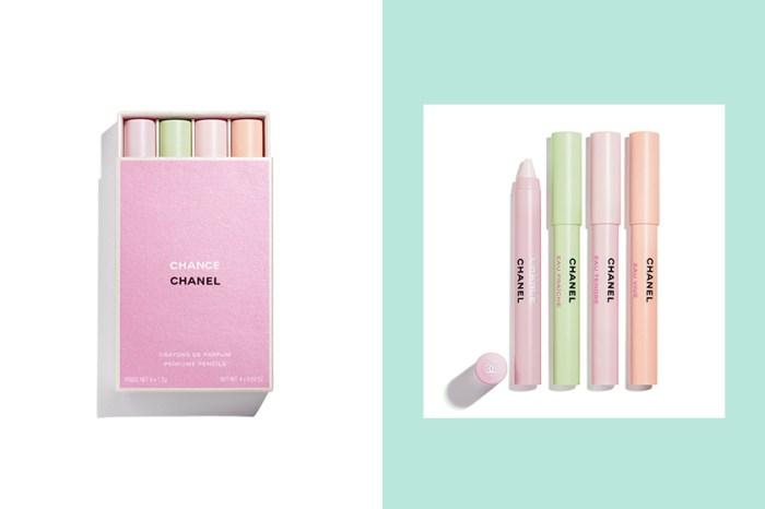 Chanel 即將推出迷你「Perfume Pencils」,繽紛少女設計讓香氛控陷入愛河!