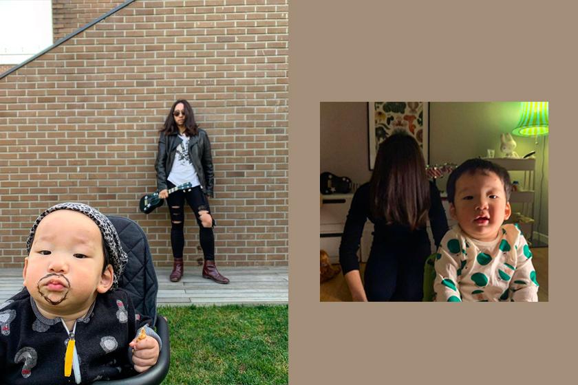korean actress lee mido instagram mother