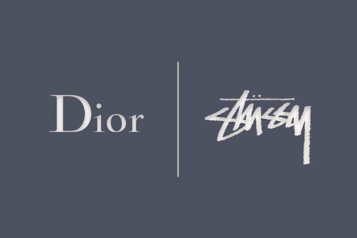 Dior x Stüssy 合作確立?一系列商品圖公開,或將在 12 月正式露出?
