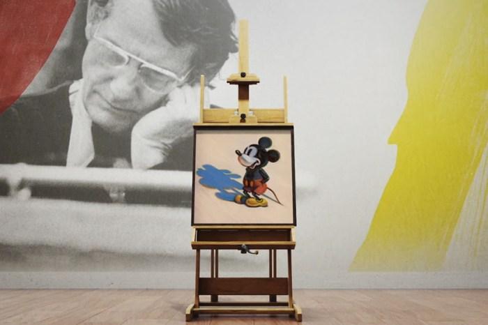 來自 Walt Disney 女兒的收藏:在黃金 1980's 年代所繪的 Micky,預計以 $600,000 美金成交!