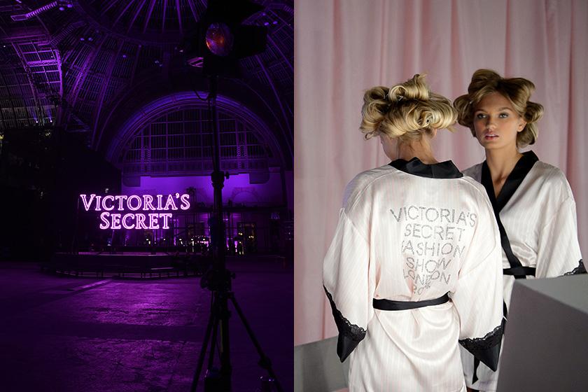 Victorias secret fashion show cancelled angels