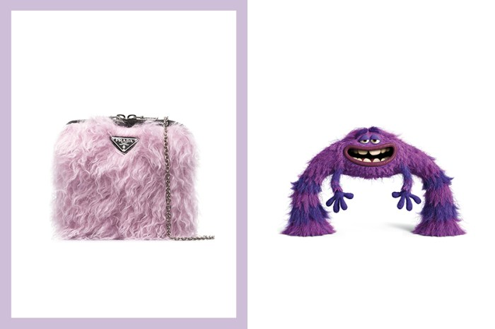 Clueless Style:再現 90 年代復古浪潮,Prada 最新手袋毛絨絨外型引起討論!