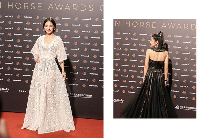 #金馬 56 直擊:POPBEE 評選紅毯最美 Top 5,李心潔身穿 Dior 透視禮服成為焦點!