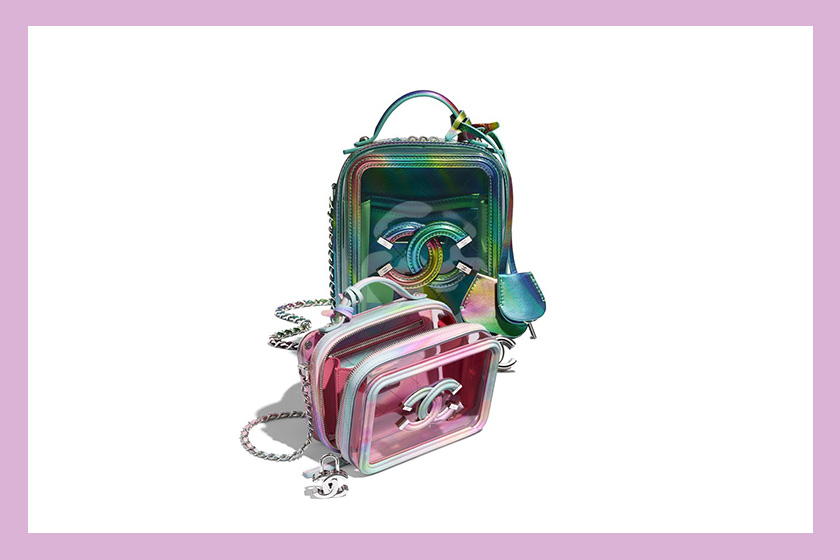 Chanel 2020 Cruise Unicorn Vanity Case