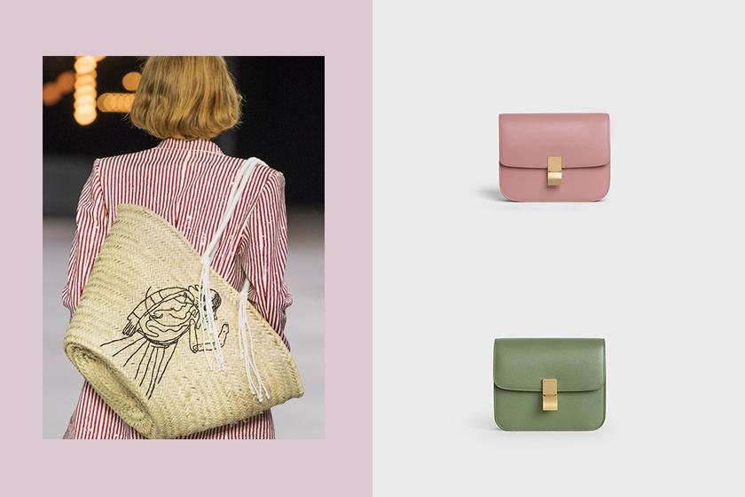 celine 2020 spring collection Classic Box handbags