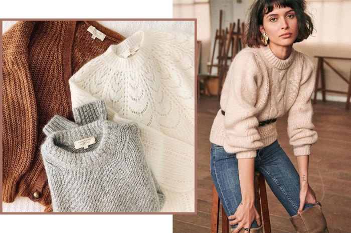 毛衣這樣襯才夠法式!住在巴黎的女生告訴你穿搭要訣