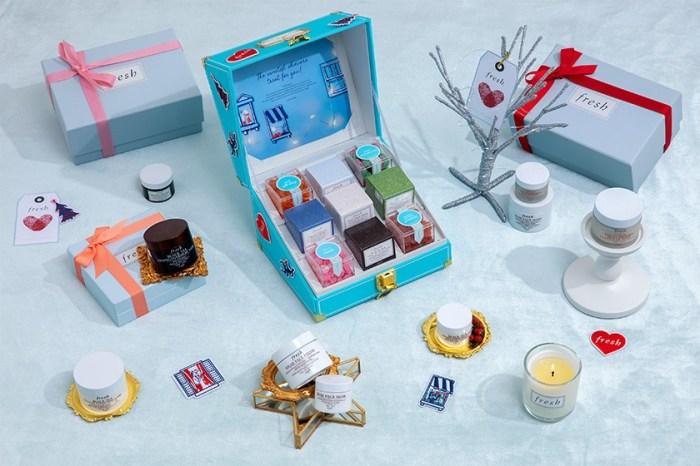 瘋狂被搶購的聖誕節禮盒!讓你一次過試 Fresh 的皇牌面膜,為摯愛選擇貼心禮物更可享有精美包裝