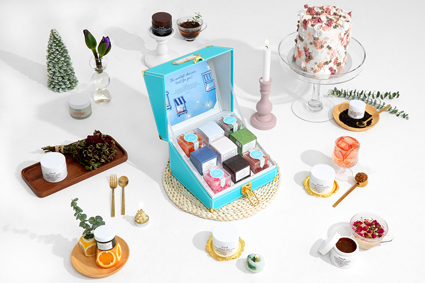 Fresh Sugarfina christmas gift set 2019