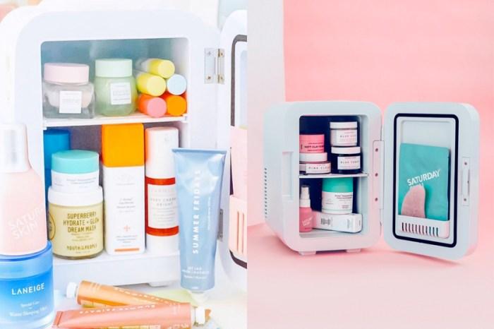 護膚品放冰箱的必要性:原來不是每樣產品都適合?好處又有哪些呢?