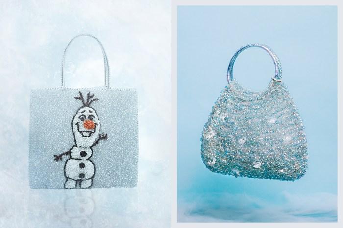 將閃亮的雪境隨身攜帶!Frozen 2 與 ANTEPRIMA 推出限量手袋系列