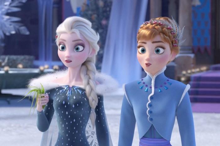 畫上 Elsa、Anna 的妝容:ColourPop 與《Frozen 2》推出聯名彩妝!
