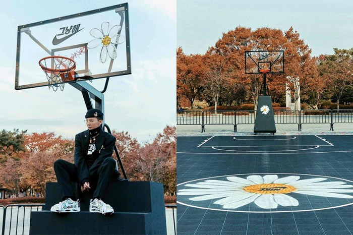 PEACEMINUSONE x Nike:G-Dragon 改裝的這個首爾球場,相信會成為打卡熱點!