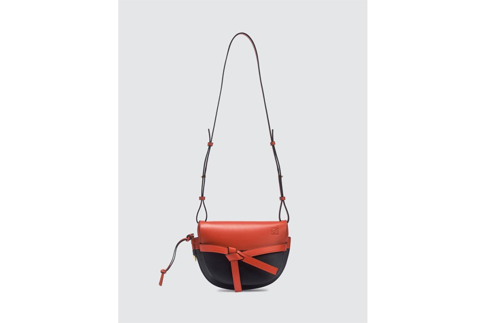 Gate Color Block Small Bag