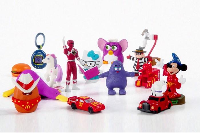 慶祝 40 週年:McDonald's 快樂兒童餐推出驚喜,經典玩具們將再次回歸!