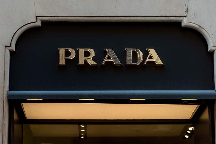 prada first luxury brand sustainability loan